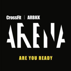 Group logo of CrossFit Arena Bangkok